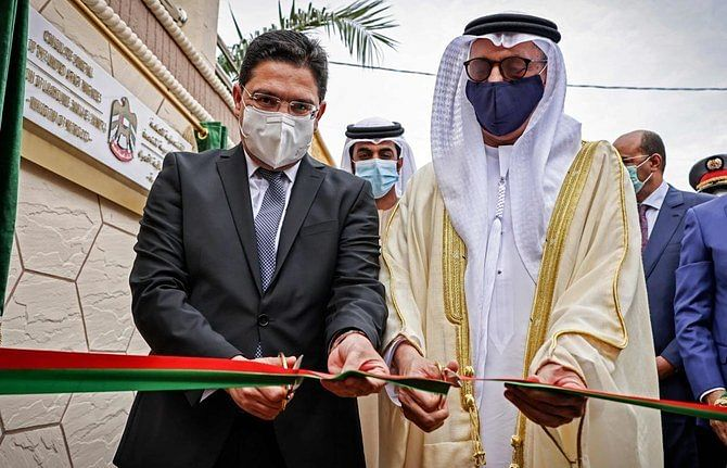 UAE Opens Consulate General In Morocco
