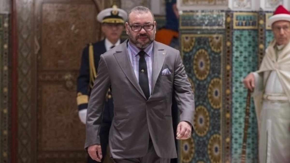 Moroccan King Dials Jordanian King, Assures Him Support And Solidarity