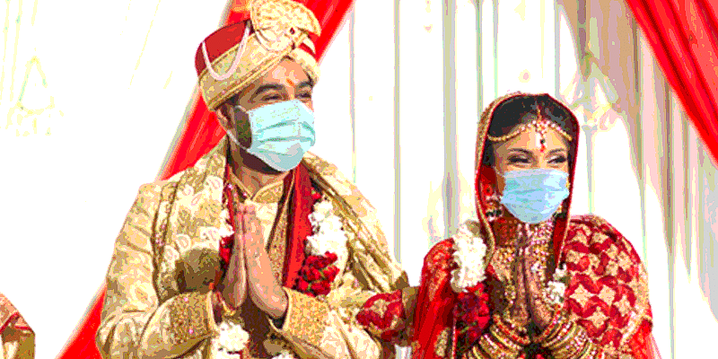 Amid Spike In Coronavirus Cases, Only 100 People Now Allowed At Weddings In Noida
