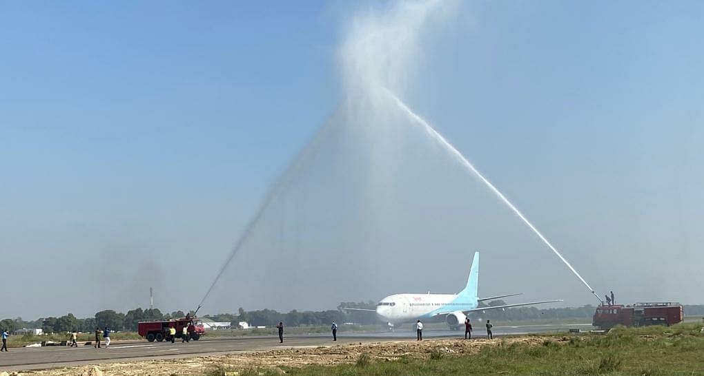 Darbhanga Airport Is Operational, Third In Bihar After Patna And Gaya