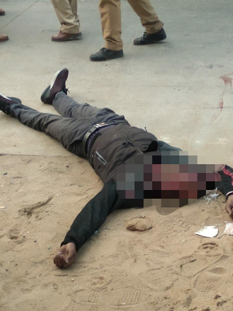 एटा के युवक की मैनपुरी सड़क दुर्घटना में दर्दनाक मौत, हेलमेट होता तो शायद बच जाता