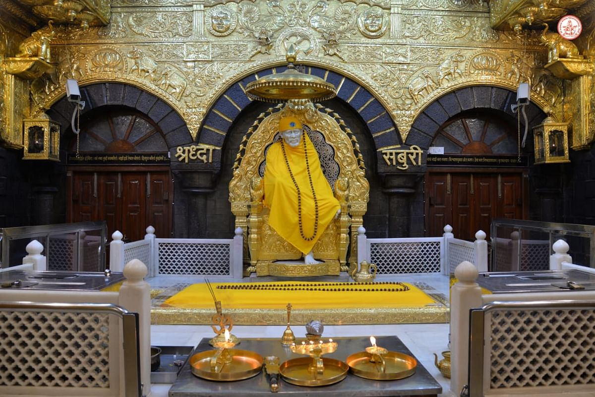 TNA Exclusive: Shirdi Opens For Devotees, Watch The Opening And Kakad Aarti