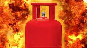 LPG Cylinders Explode In Snack Making Godown In Kanpur, No One Injured