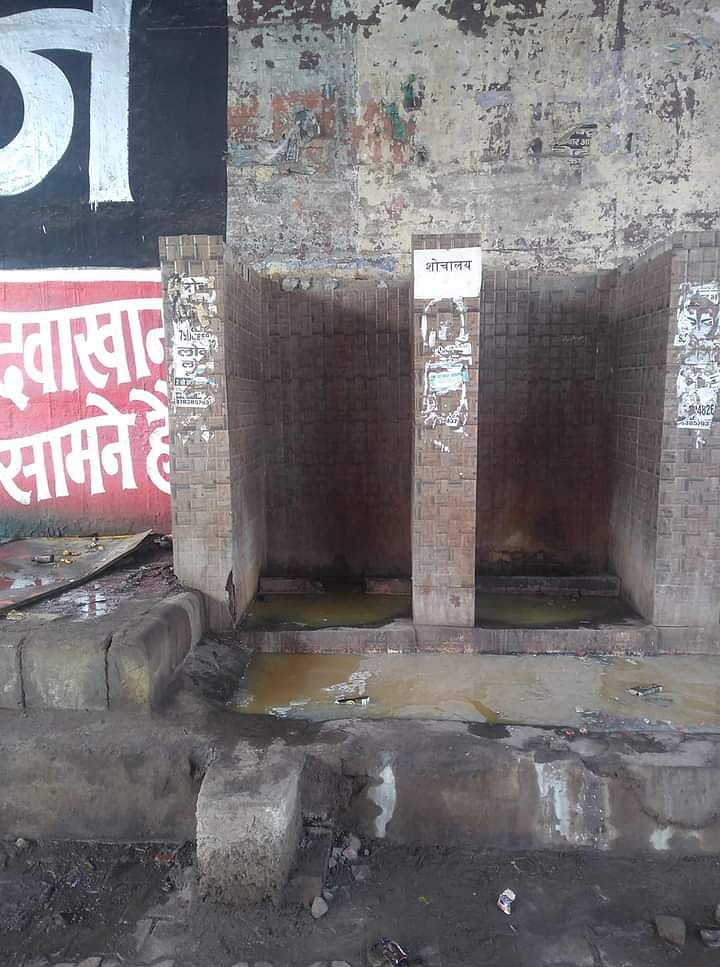 World Toilet Day: Social activists In Agra Demands Free And Clean Public Toilet Facilities