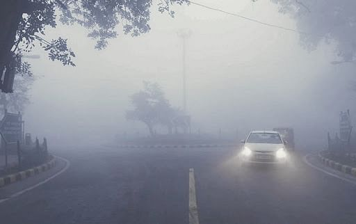 UP Remains Fogged For Third Consecutive Day, Cold-Wave Intensifies