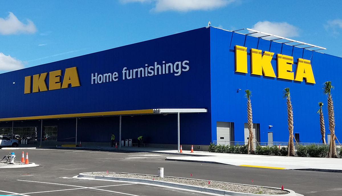 Swedish Furniture Company IKEA To Open A Dozen Outlets In UP, Invest Rs 5000 Crores