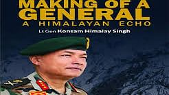 The Saturday Book Review: Making of a General-A Himalayan Echo