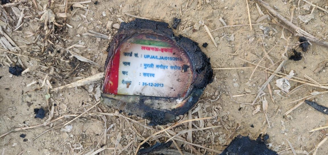 Journalist Among Five Charred To Death In Road Mishap On Yamuna Expressway