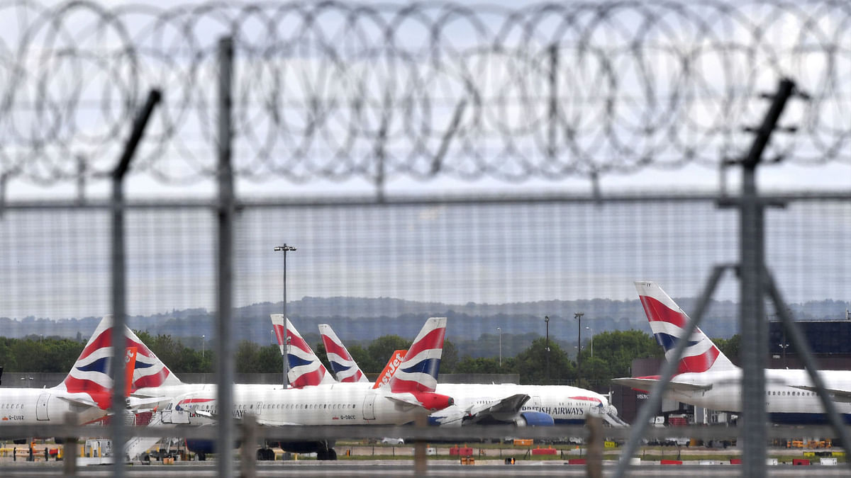Following More Cases Of COVID Strain, Ban On Flights From UK Extended To January 7