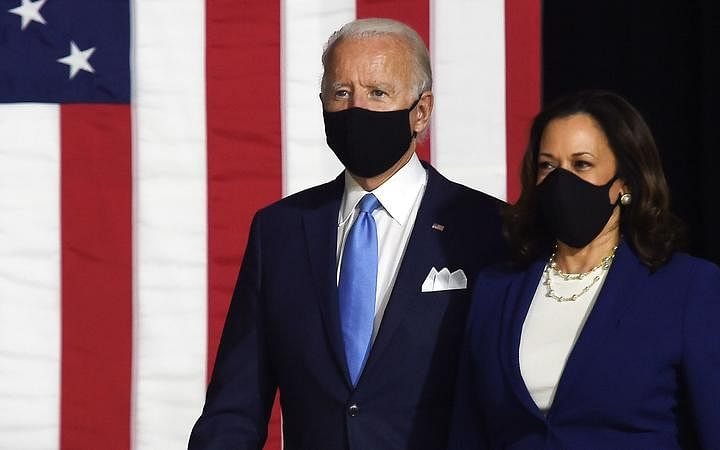 Joe Biden Sworn In As US President, Kamala Harris As Vice-President