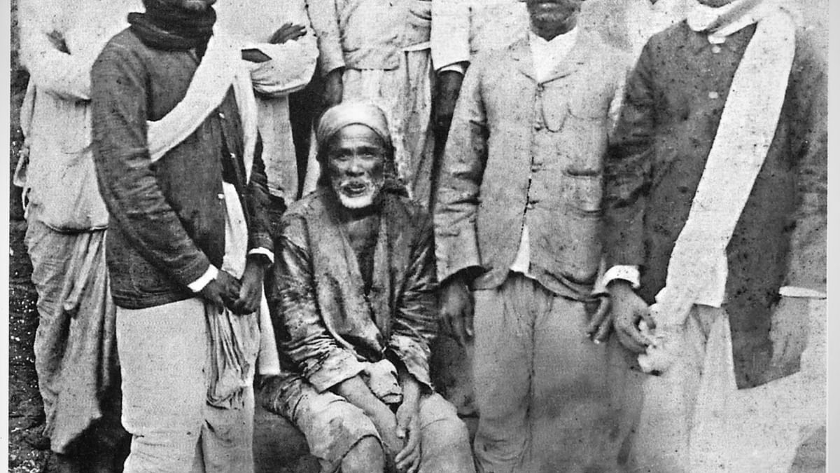 Shirdi Diary Of GS Kharpade: Baba Gave Me A Fruit And Chillum To Smoke From!