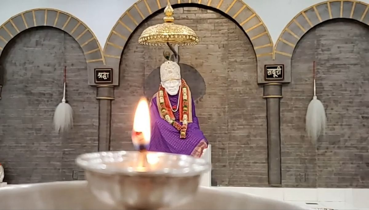 Sai Darshan: January 12, 2021 - Get Blessings Of Baba Sitting At Home From Temples Across The World