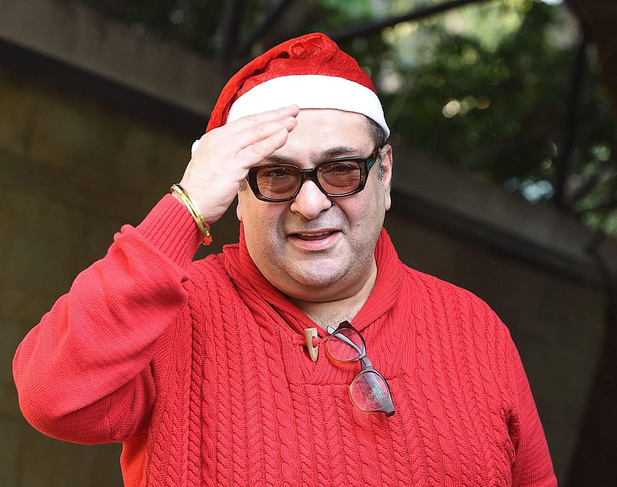 Raj Kapoor's Youngest Son, Actor Rajiv Kapoor Dies After Suffering A Heart Attack
