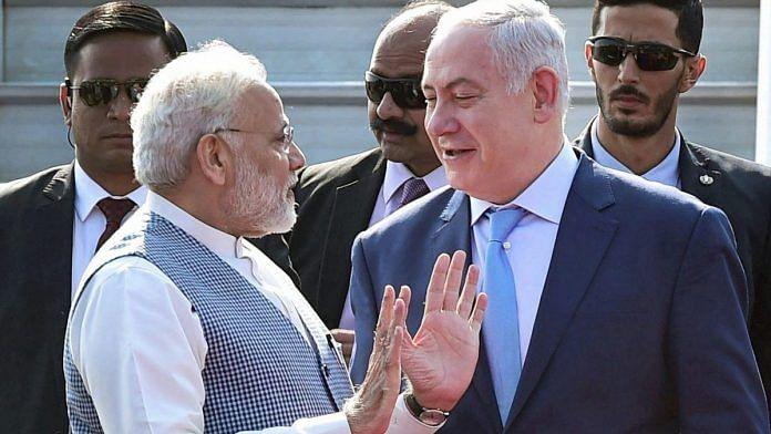 PM Modi Speaks To Benjamin Netanyahu, Assures Action On Explosion Outside Israeli Embassy In New Delhi