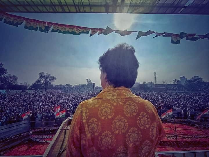 Priyanka Gandhi Lashes Out At Modi Government, Accuses It Of Treating Farmers Shabbily