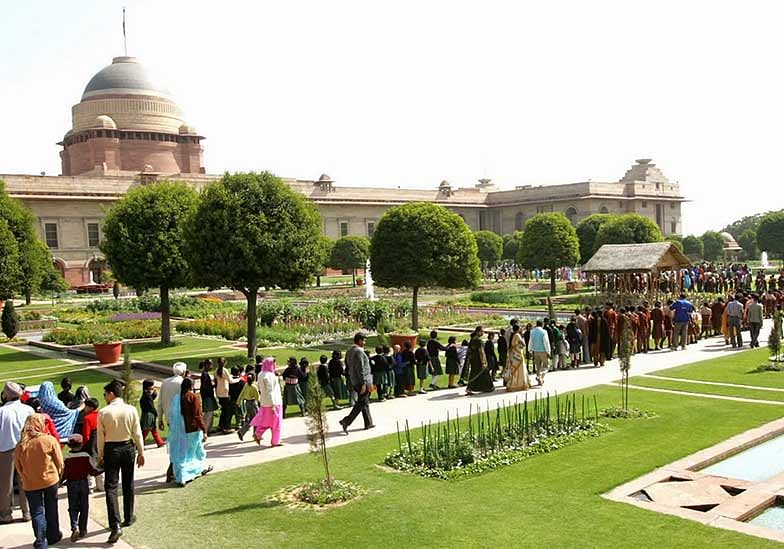 Rashtrapati Bhawan To Re-Open For Public Viewing From February 6