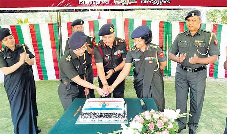 Army Dental Corps Celebrates 80th Raising Day
