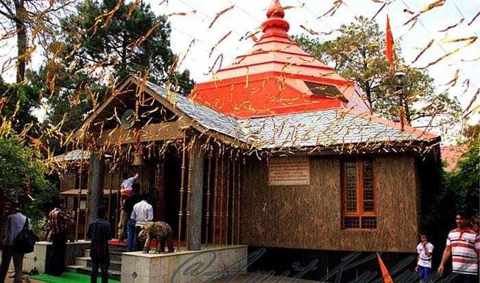 नीब करौरी बाबा की अनंत कथाएँ: शिमला में राम-हनुमान (संकट मोचन हनुमान मंदिर) की स्थापना