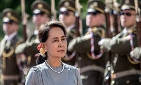 Aung San Suu Kyi, President Detained By Myanmar Army