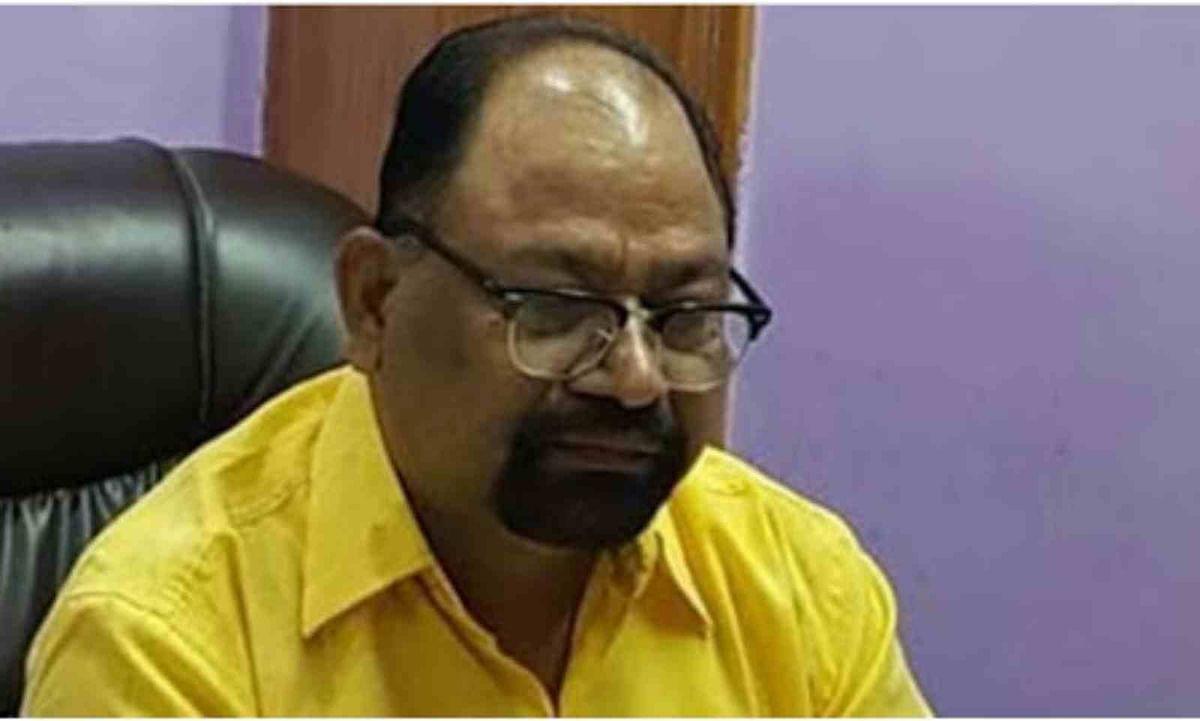 Hemant Tiwari Re-elected President Of Top Journalist Body In Uttar Pradesh