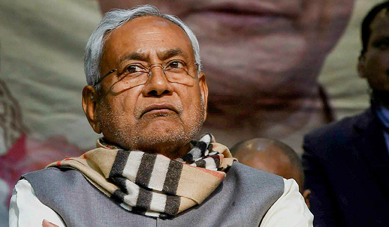 Political Leaders Greet Nitish Kumar On His 70th Birthday