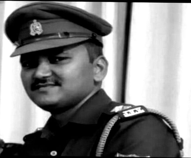 Police Sub-inspector Shot Dead In Agra