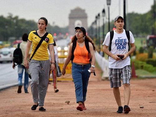 Foreign Tourist Footfall In India Unlikely To Recover Before 2023: Report