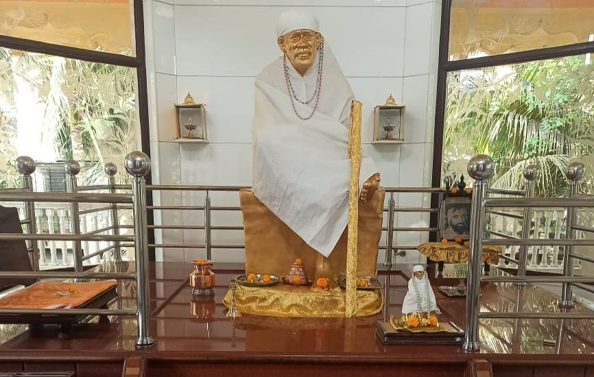 Sai Darshan: April 12, 2021 - Get Blessings Of Baba Sitting At Home From Temples Across The World