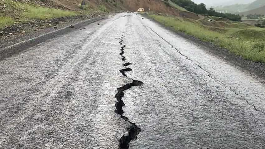 Earthquake Hits Assam, North-East