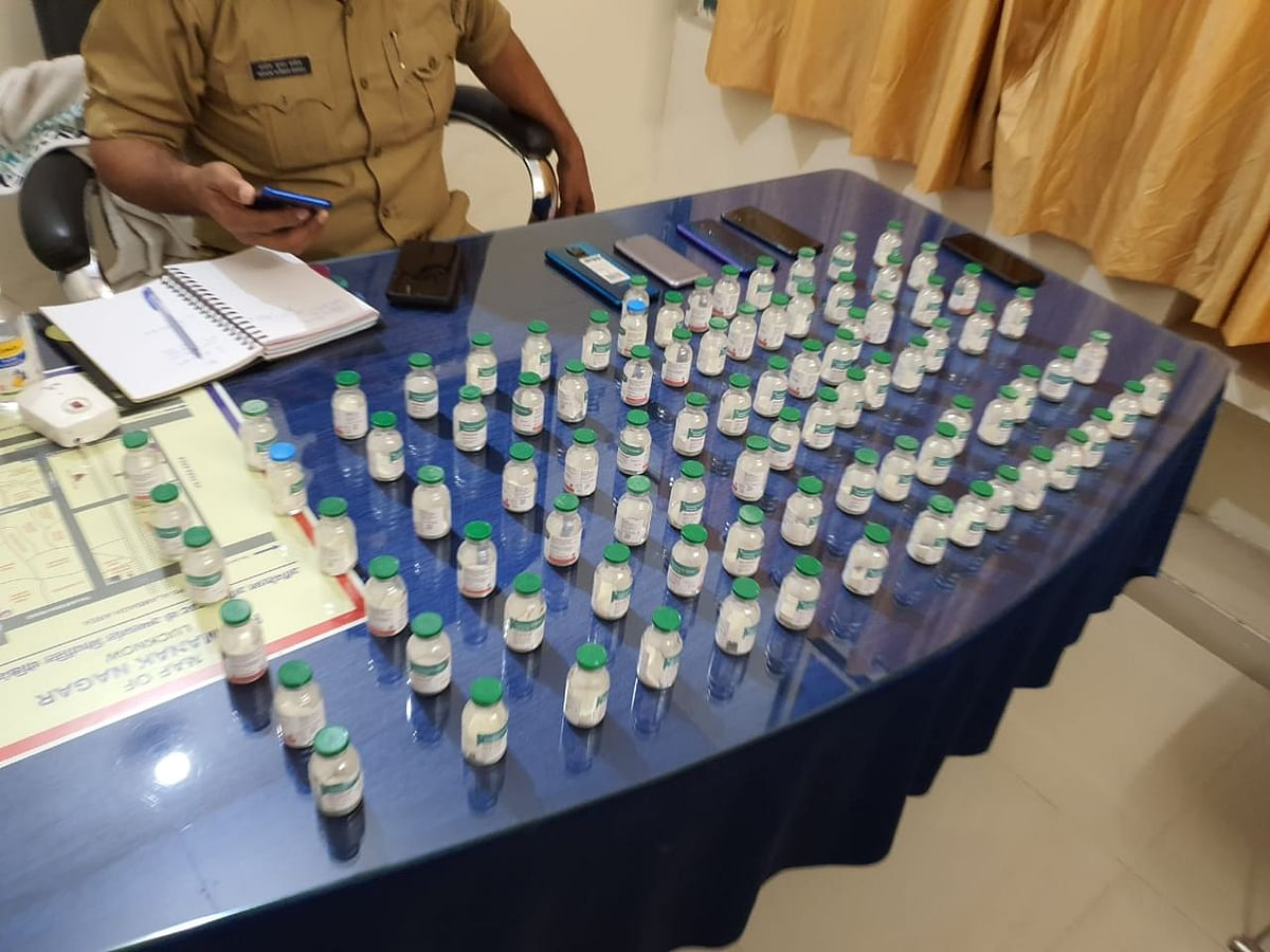 Gang Black-marketing Remdesivir Injection Busted In Lucknow, Four Arrested