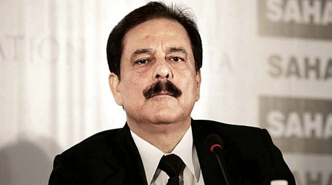 Subrata Roy Sahara Tests Positive For COVID
