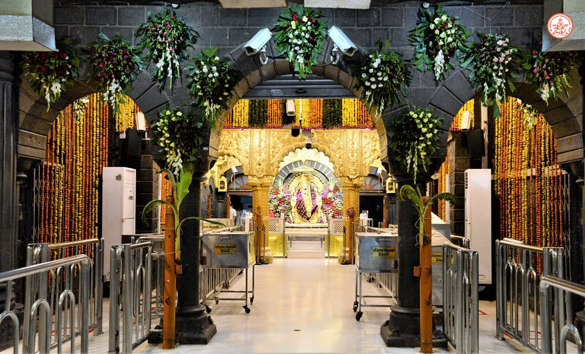 Sai Darshan: April 21, 2021 - Get Blessings Of Baba Sitting At Home From Temples Across The World
