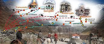 Nainital High Court Lifts Stay On Annual Chaar Dham Yatra