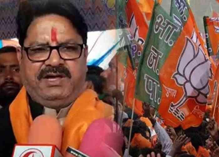 BJP Legislator From Auraiyya Ramesh Diwakar Dies Of COVID