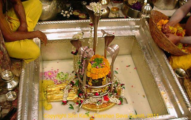 After COVID Surge, Entry Into Sanctum Sanctorum Of Kashi Vishwanath Temple Banned