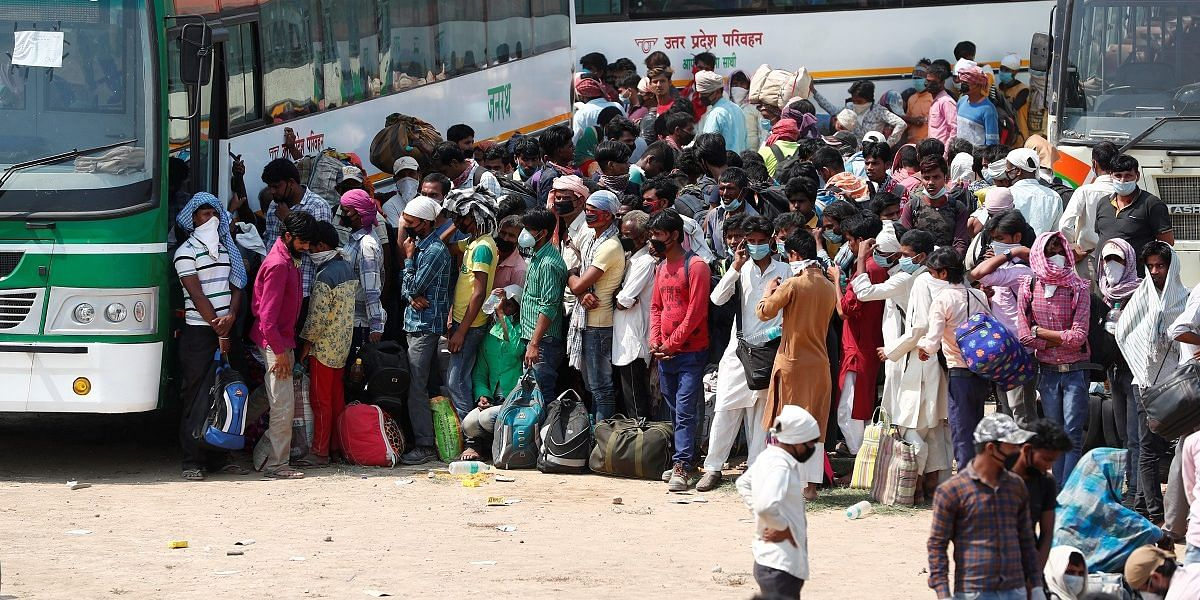 Yogi Adityanath Orders Setting Up Of Quarantine Centres For Migrant Labourers In Every District