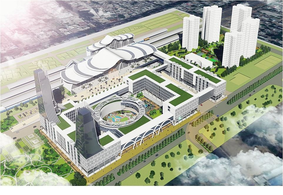 Lucknow's Gomti Nagar Railway Station Re-development Project Gains Traction Among Investors