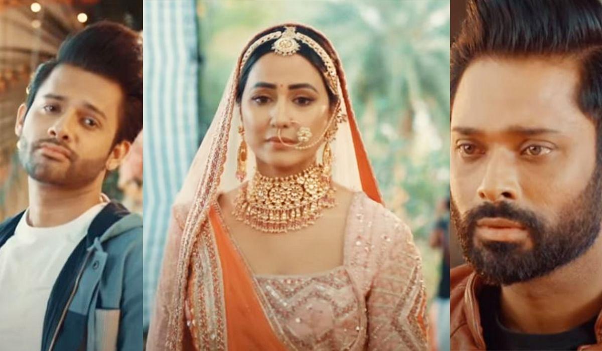 Musical Video Featuring Hina Khan, Sapan Krishna Making Heads Turn