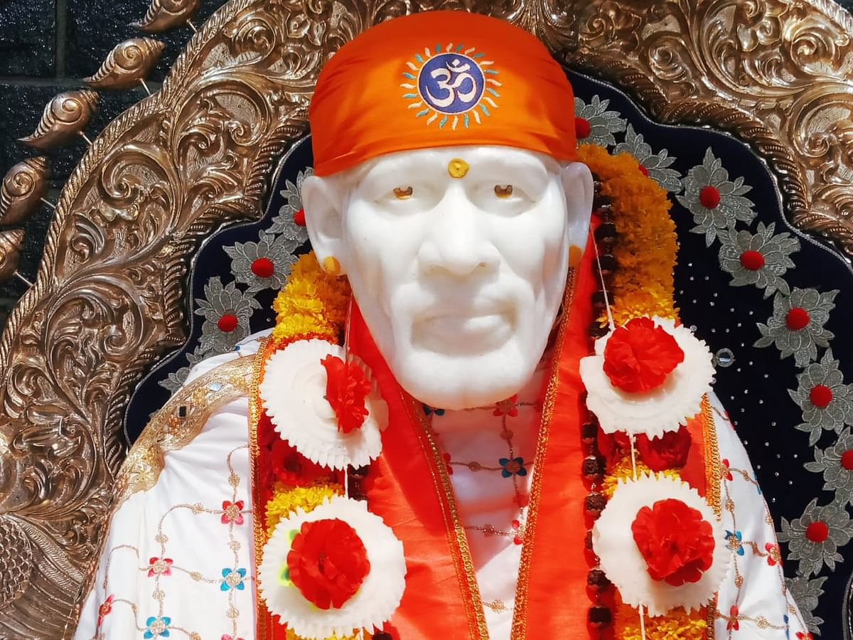 Sai Darshan: April 2, 2021 - Get Blessings Of Baba Sitting At Home From Temples Across The World