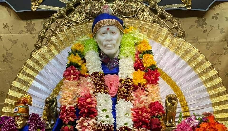 Sai Darshan: May 7, 2021 - Get Blessings Of Baba Sitting At Home From Temples Across The World