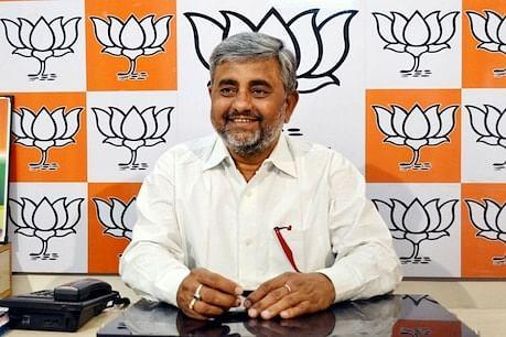 Senior BJP Spokesman Of UP BJP Manoj Mishra Dies Of COVID
