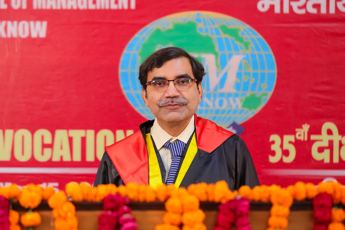 35th Annual Convocation Of IIM Lucknow Held Online, Degrees Conferred To 646 Students