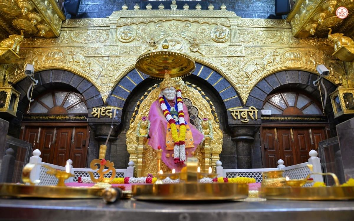 Sai Darshan: May 3, 2021 - Get Blessings Of Baba Sitting At Home From Temples Across The World