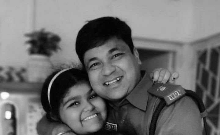 COVID Claims A Bright UP Cop: Additional SP Etah Rahul Kumar Dies