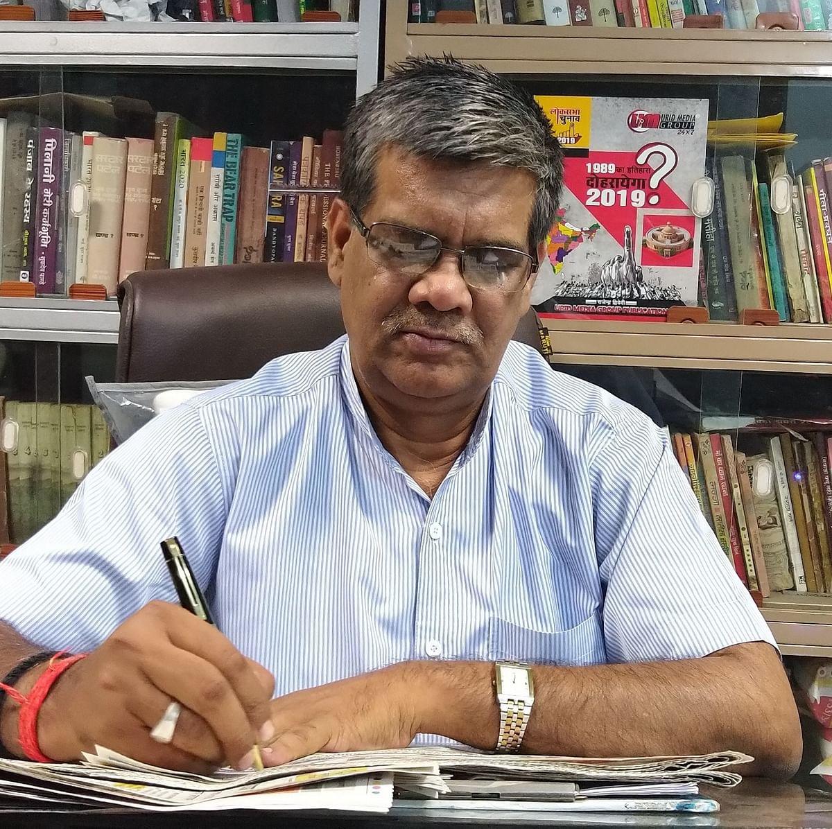 राजेंद्र द्विवेदी