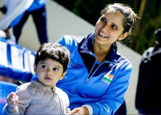 Sports Ministry Approaches UK Govt To Allow Sania Mirza's 2-year-son To Accompany Her During UK Tour