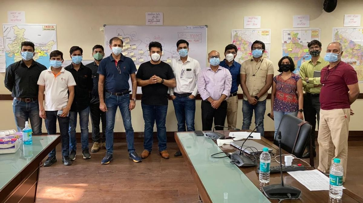 National Shooters Lead Volunteering Efforts To Help Tackle Oxygen Supply In Uttar Pradesh