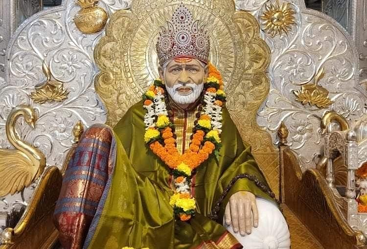 Sai Darshan: May 27, 2021 - Get Blessings Of Baba Sitting At Home From Temples Across The World
