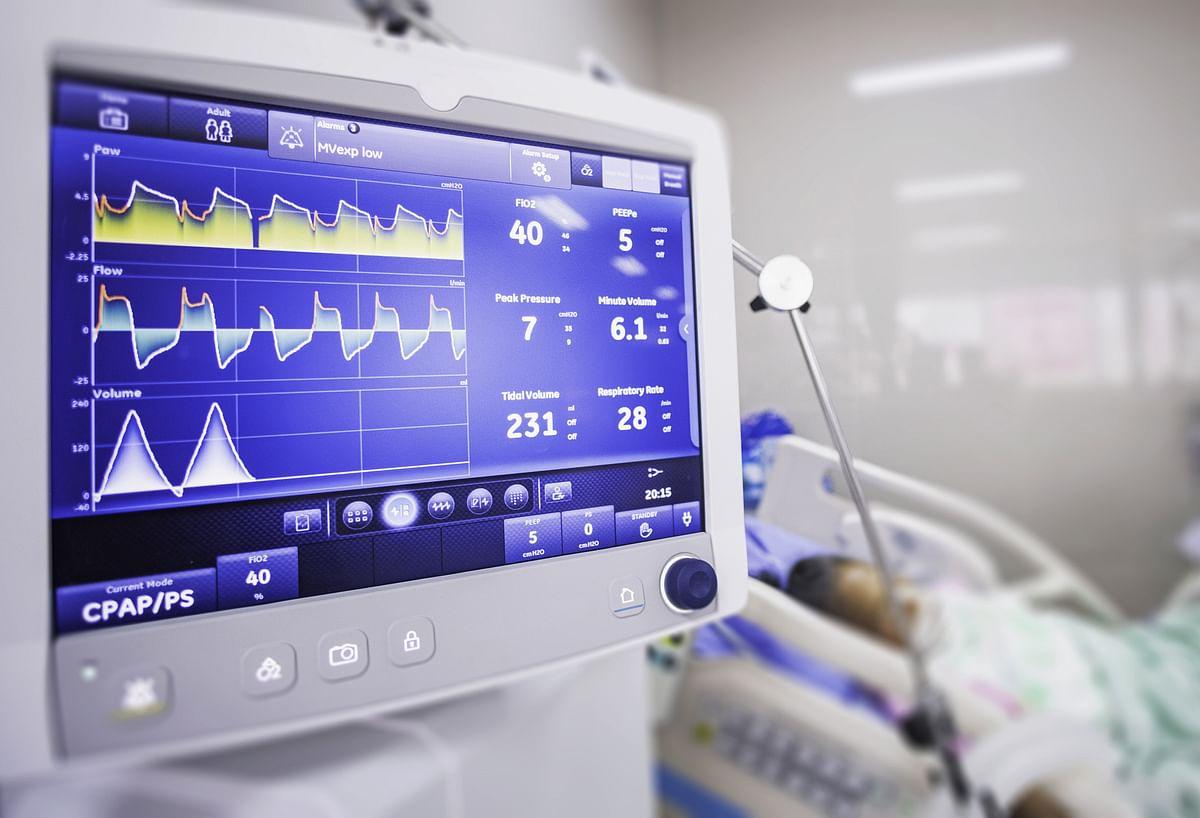 Courtesy UP Governor Anandiben Patel, Lucknow Hospitals Get 30 Ventilators
