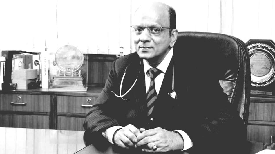 Eminent Doctor, Padma Shri KK Aggarwal Dies Of COVID